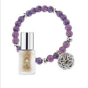 Lisa Hoffman fragrance bead bracelet